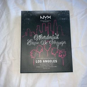 NYX waunderlust Los Angeles